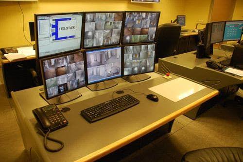 Система видеонаблюдения. Ее составляющие