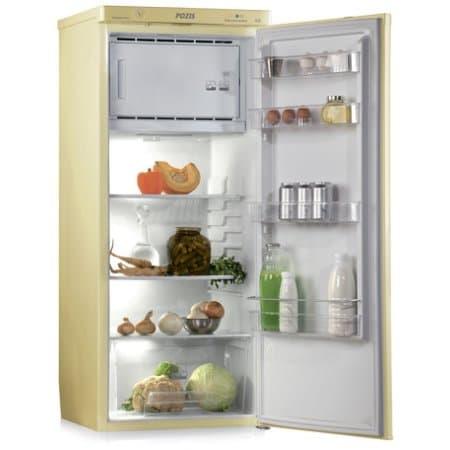 Шкаф холодильный RS-405 бежевый