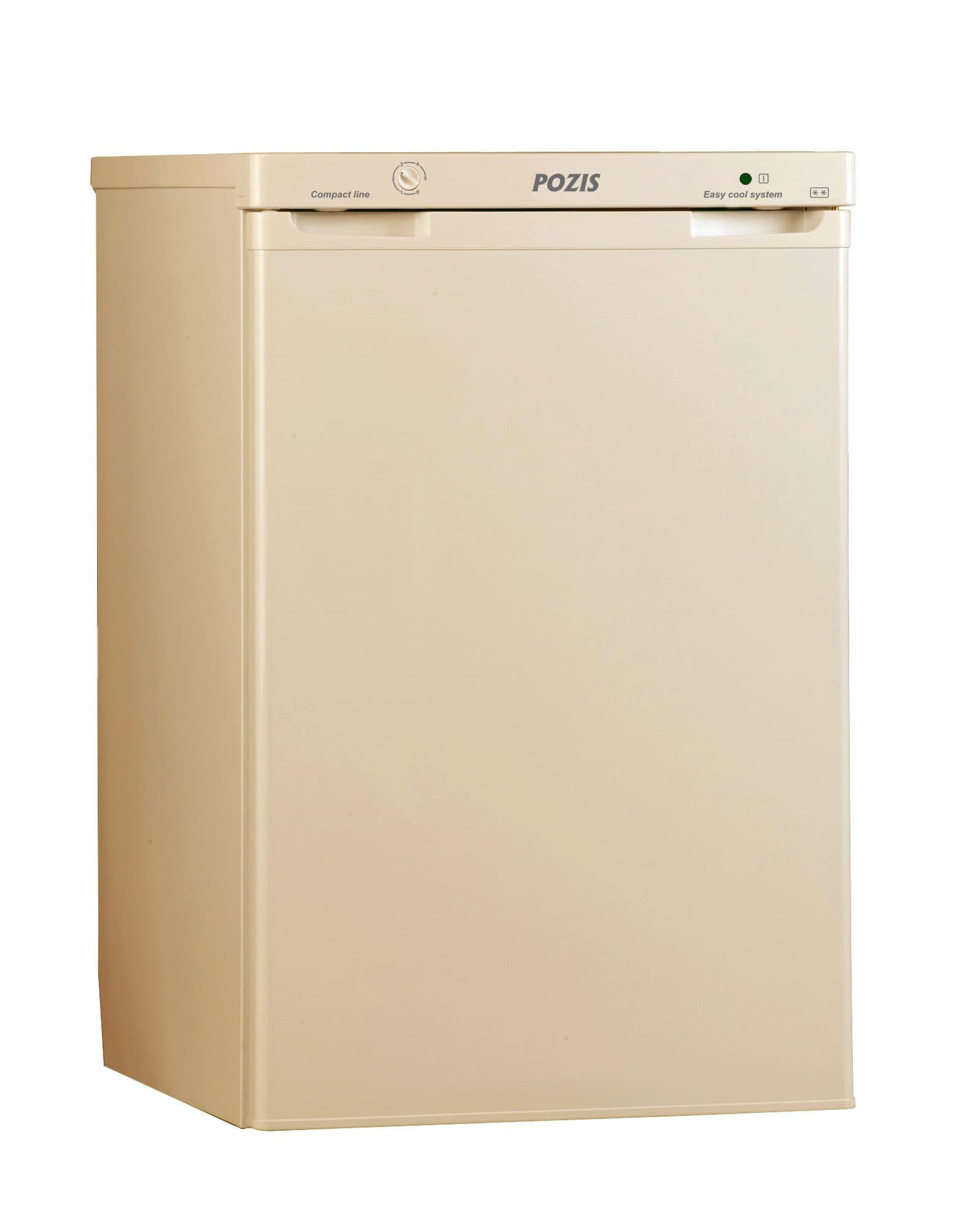 Шкаф холодильный RS-411 бежевый
