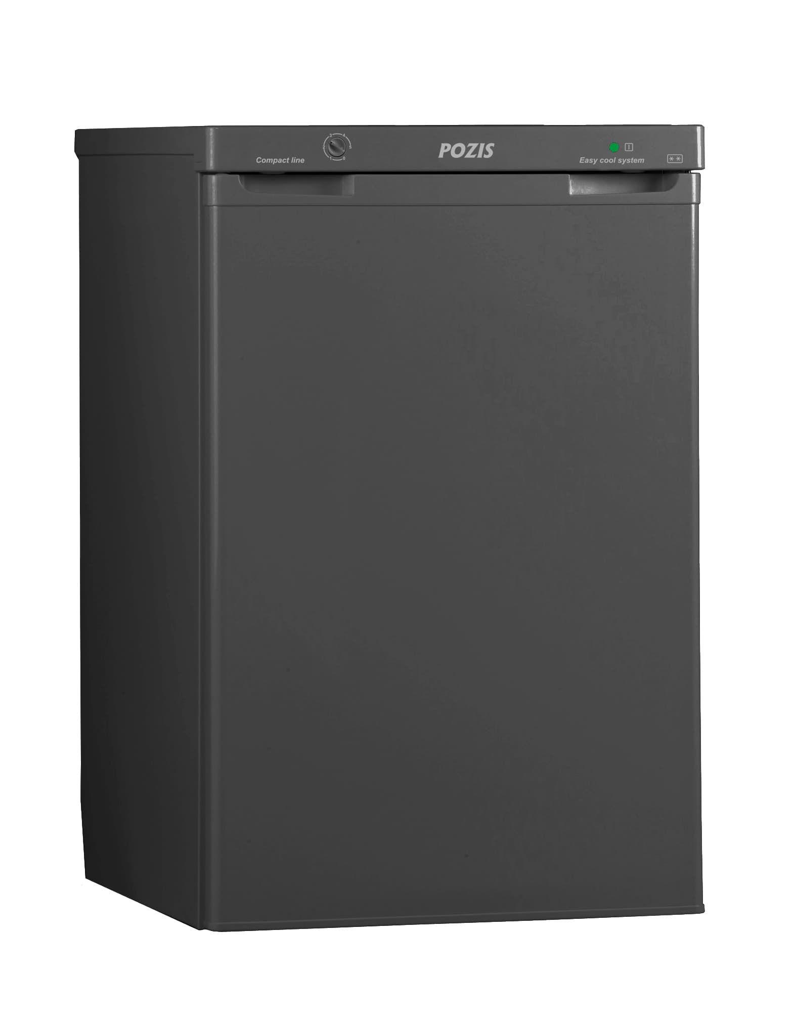 Шкаф холодильный RS-411 графитовый
