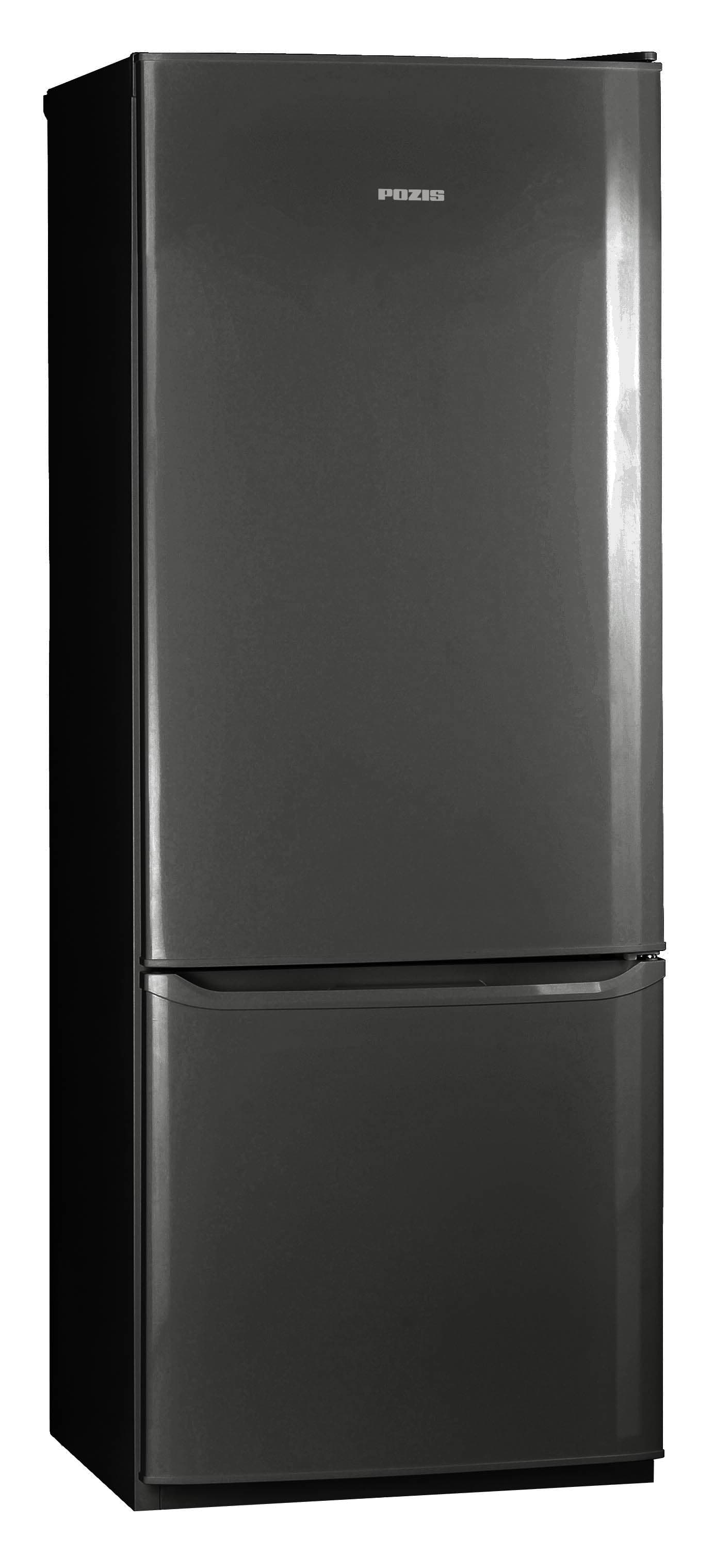Шкаф холодильный RK-102 графитовый