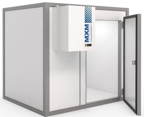 Камера холодильная МХМ КХН-89,60 2560×18460×2200