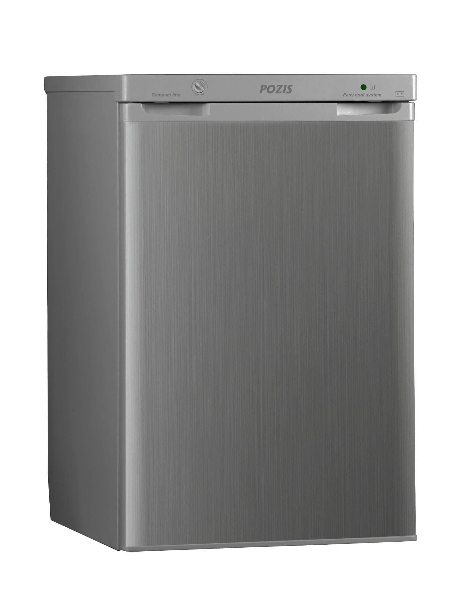 Шкаф холодильный POZIS RS-411 серебристый металлопласт