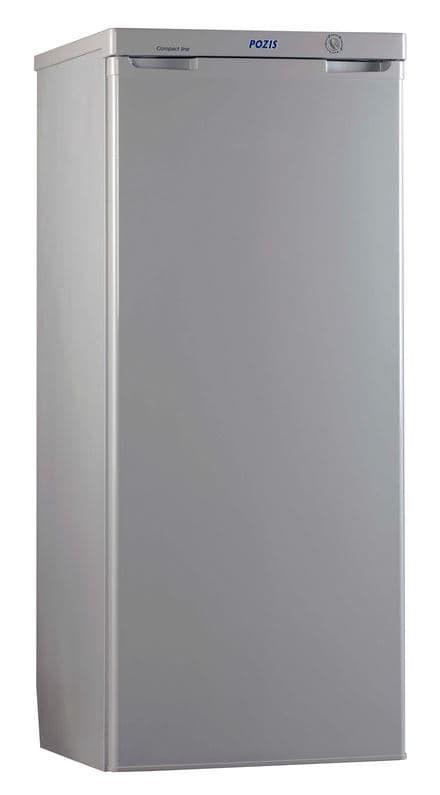 Шкаф холодильный RS-405 серебристый