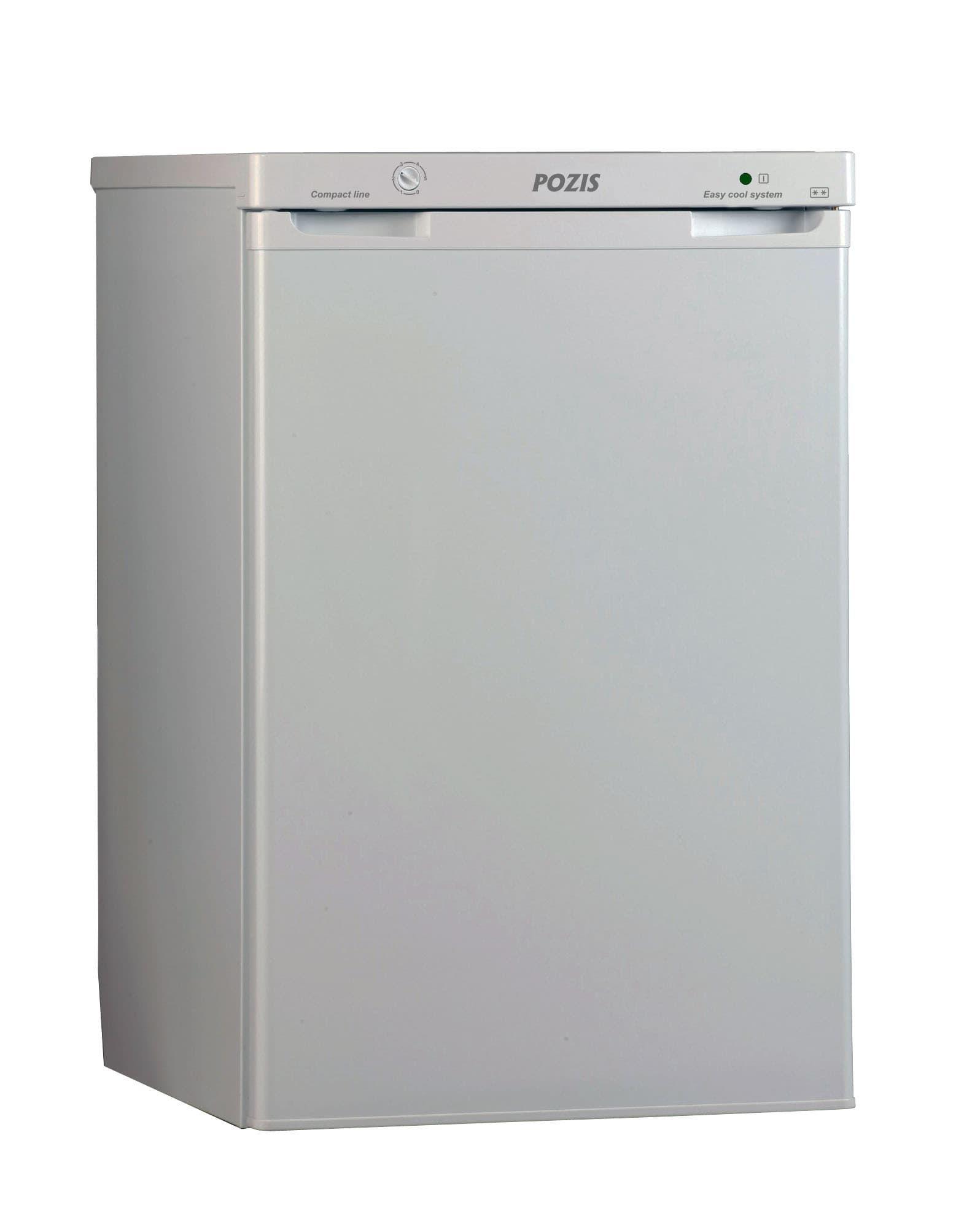 Шкаф холодильный POZIS RS-411 серебристый