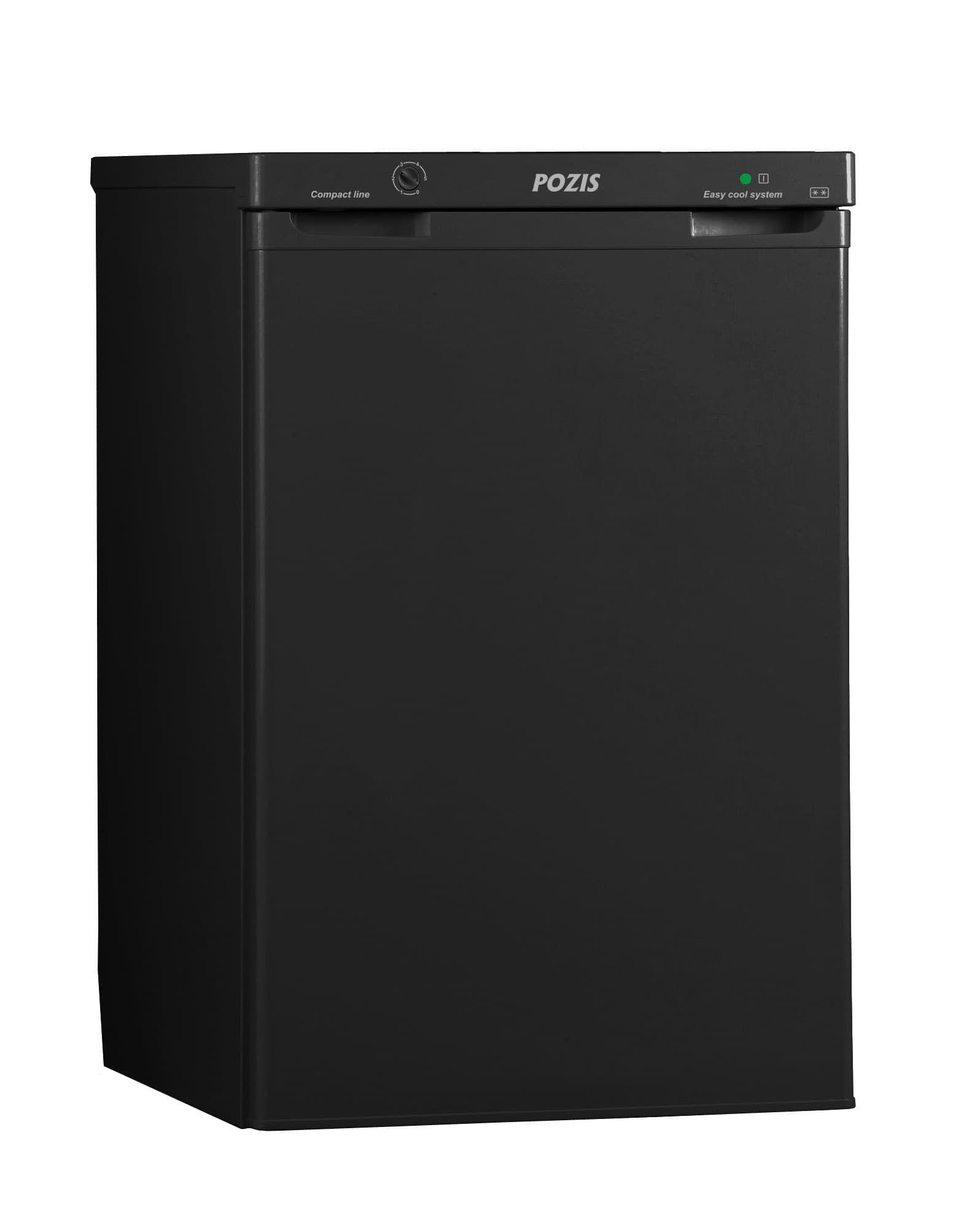 Шкаф холодильный POZIS RS-411 черный