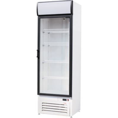 Шкаф холодильный ШВУП1ТУ-0,6С канапе эл-мех.замок