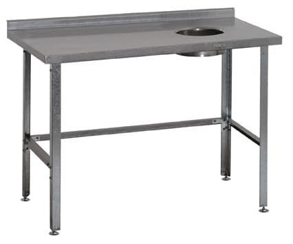 Стол для сбора отходов СРО-3/600