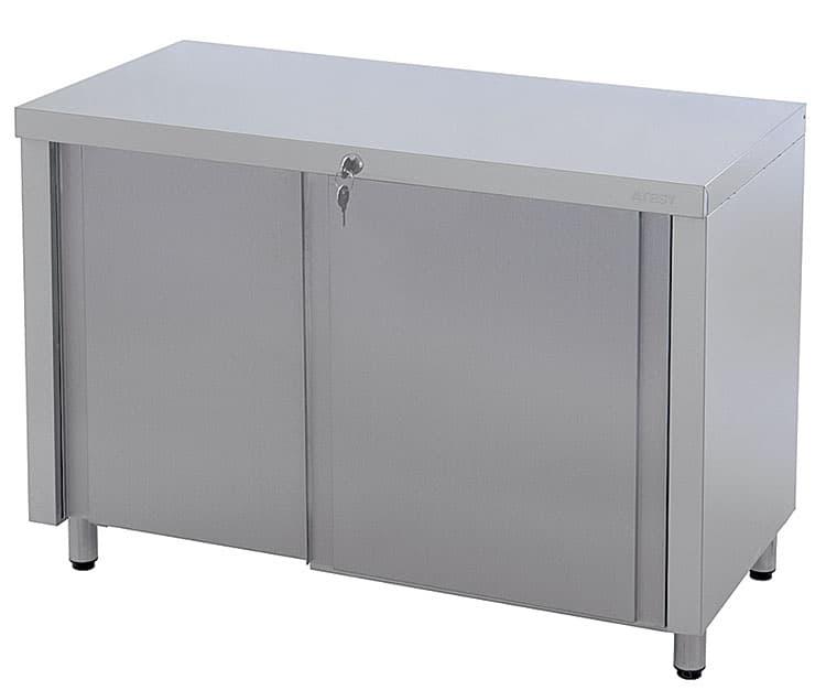 Стол технологический СТ-2/ 950/700 купе