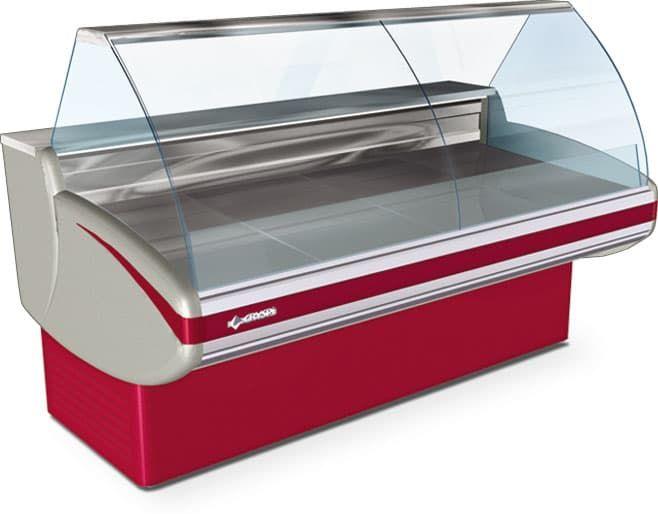 Витрина холодильная Gamma-2 1500 LED