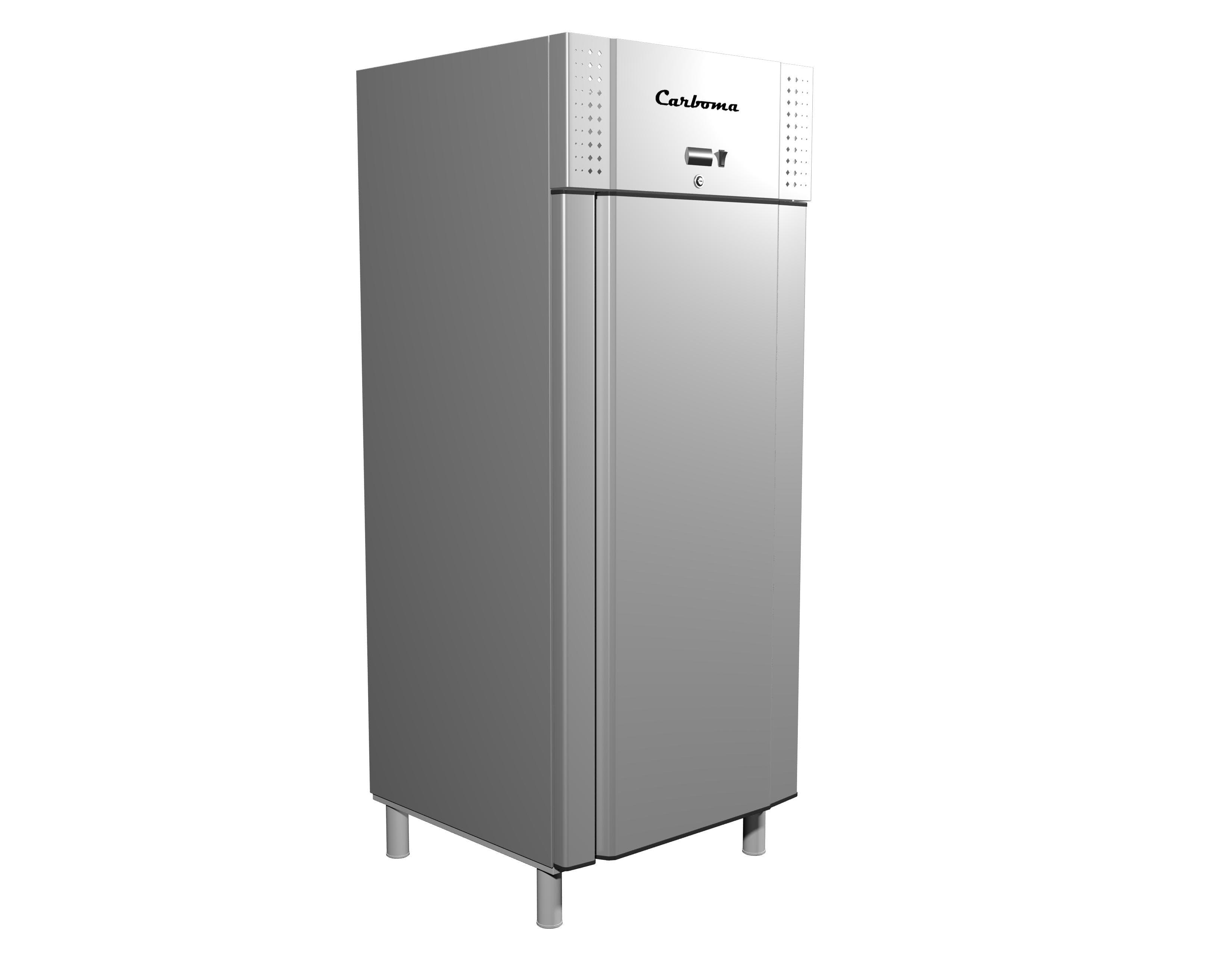 Шкаф комбинированный Сarboma RF700