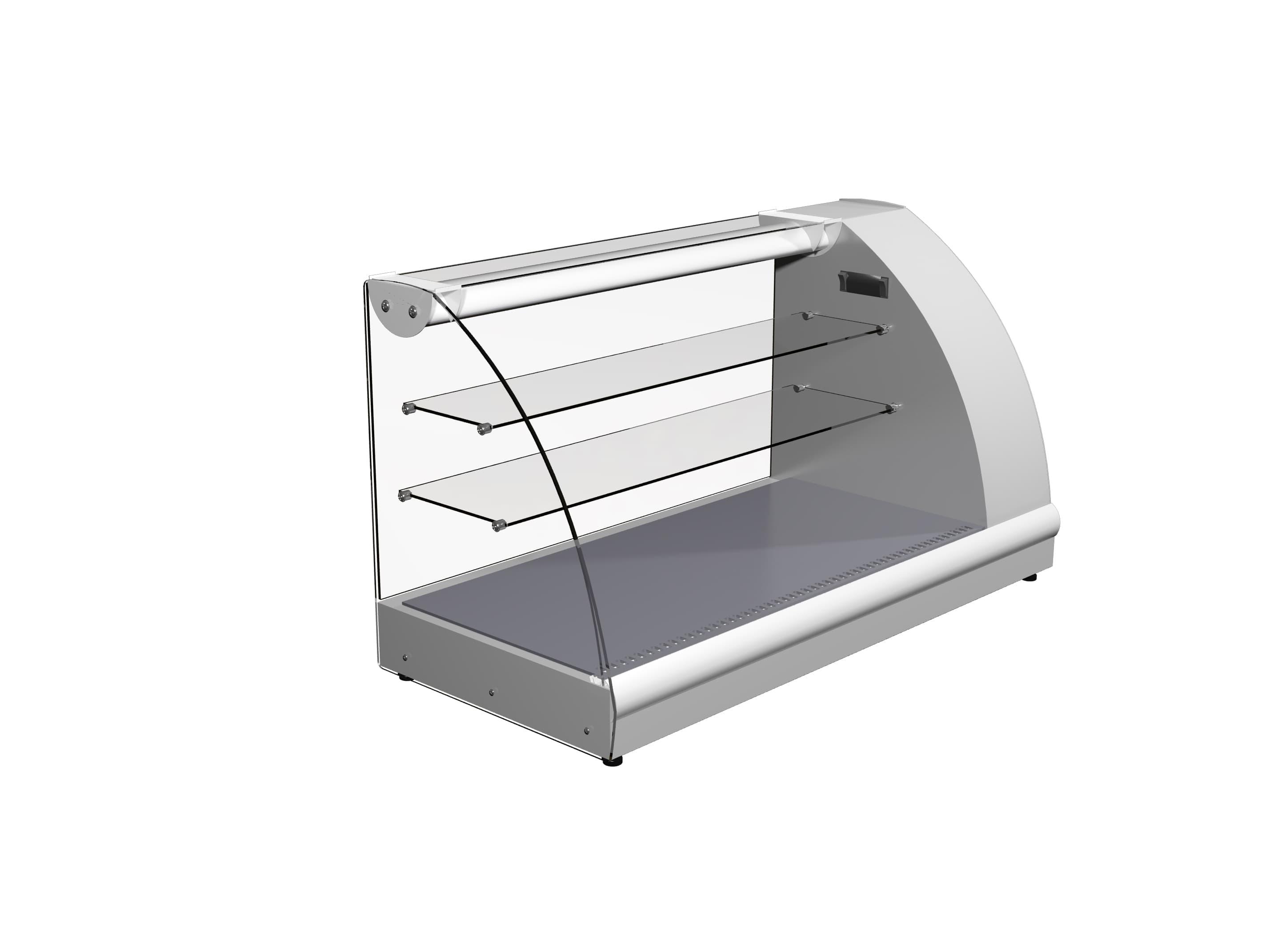 Витрина холодильная Арго ВХС-1,2 XL