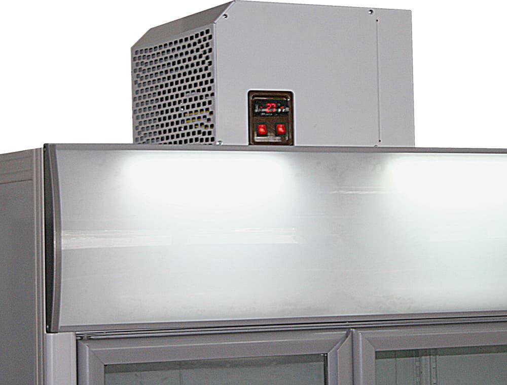 Моноблок потолочный низкотемпературный МНп 108