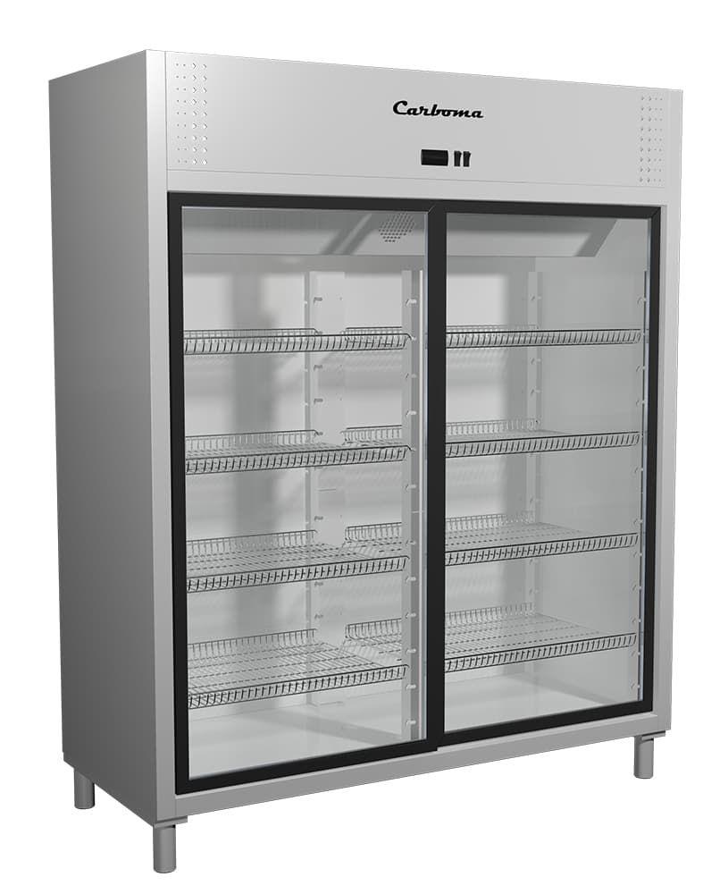 Шкаф холодильный Сarboma R1400К (купе)