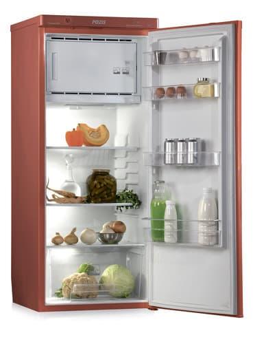 Шкаф холодильный RS-405 рубиновый