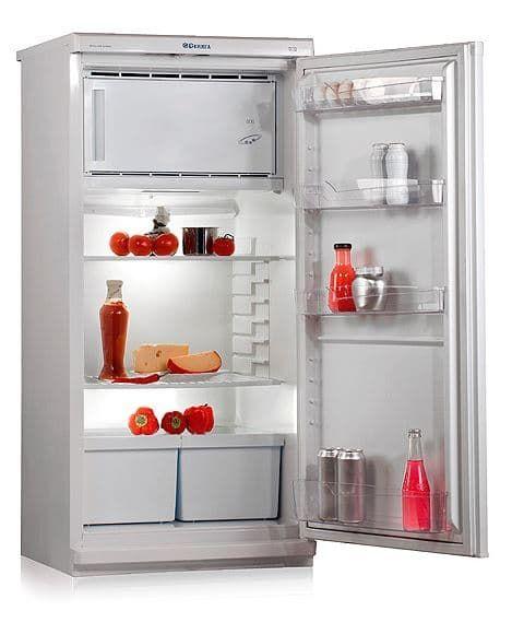 Шкаф холодильный POZIS-Свияга-404-1 серебристый