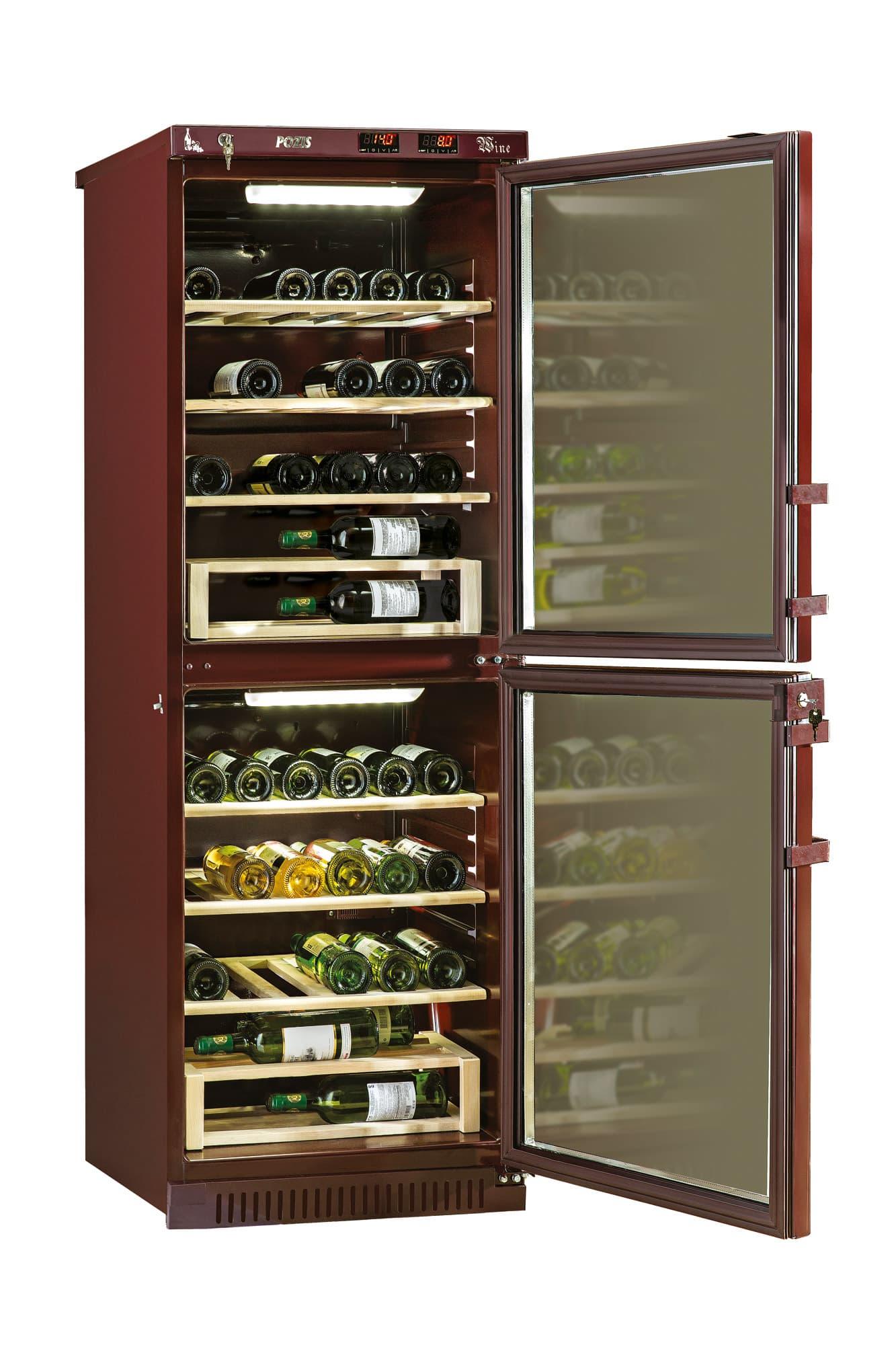 Шкаф винный ШВД-78