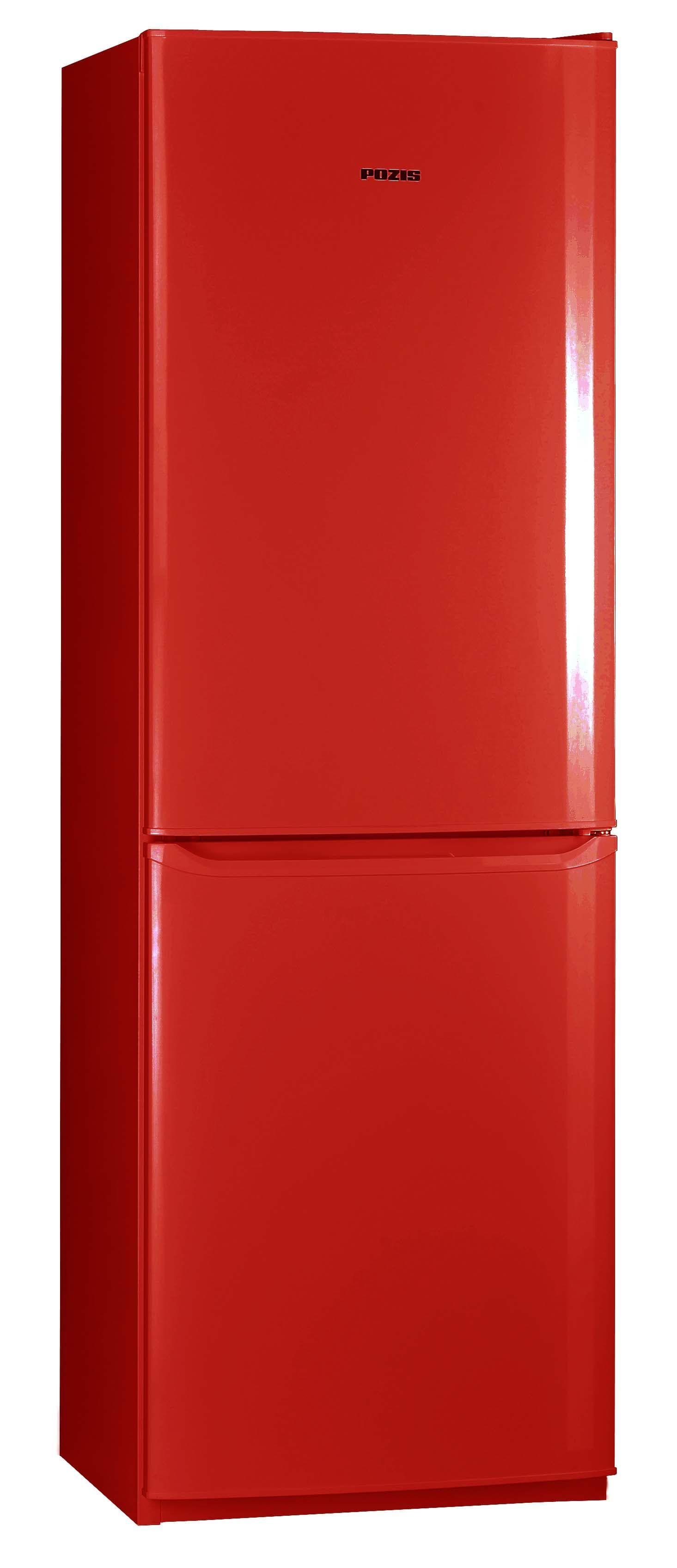 Шкаф холодильный RK-139 рубиновый