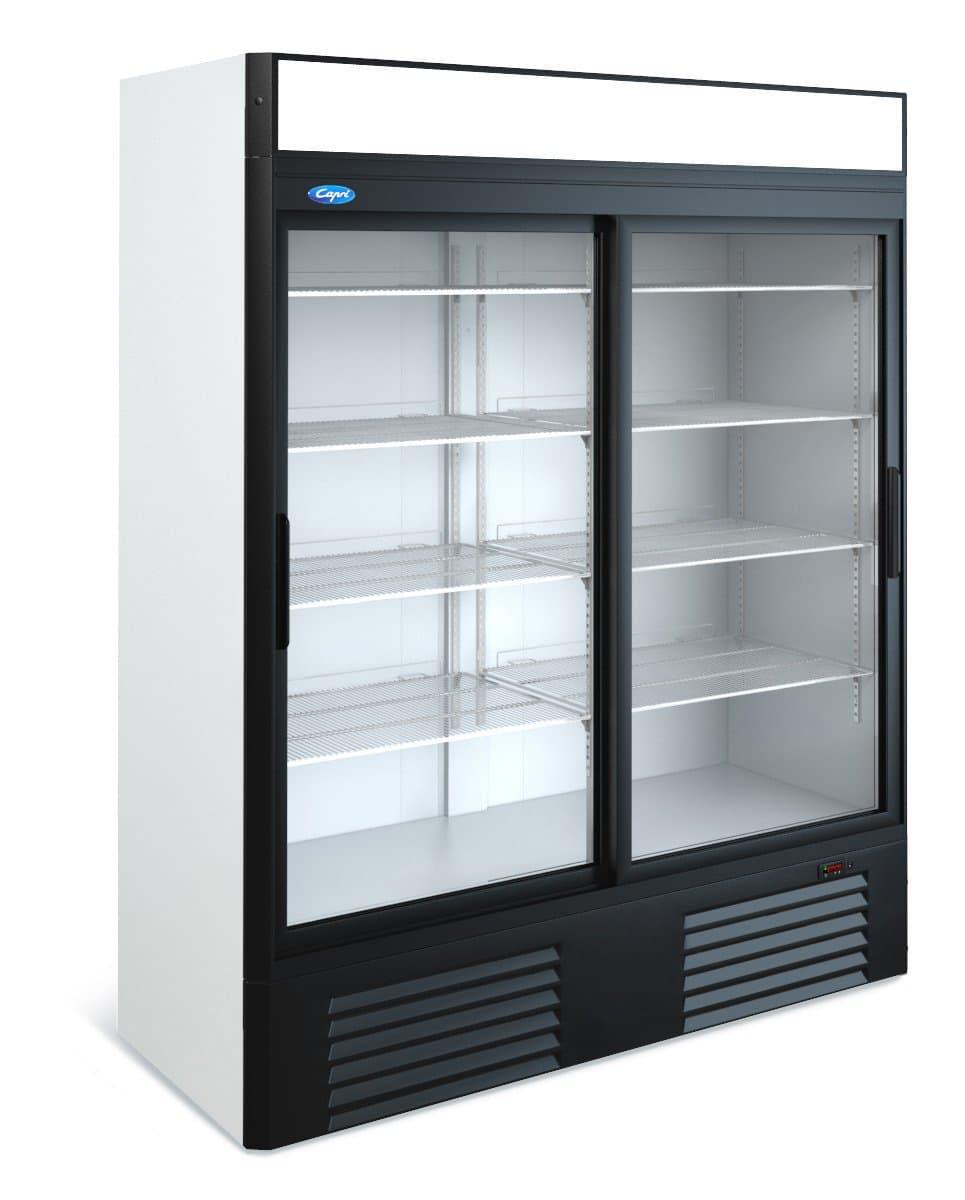 Шкаф холодильный 1,5СК статика