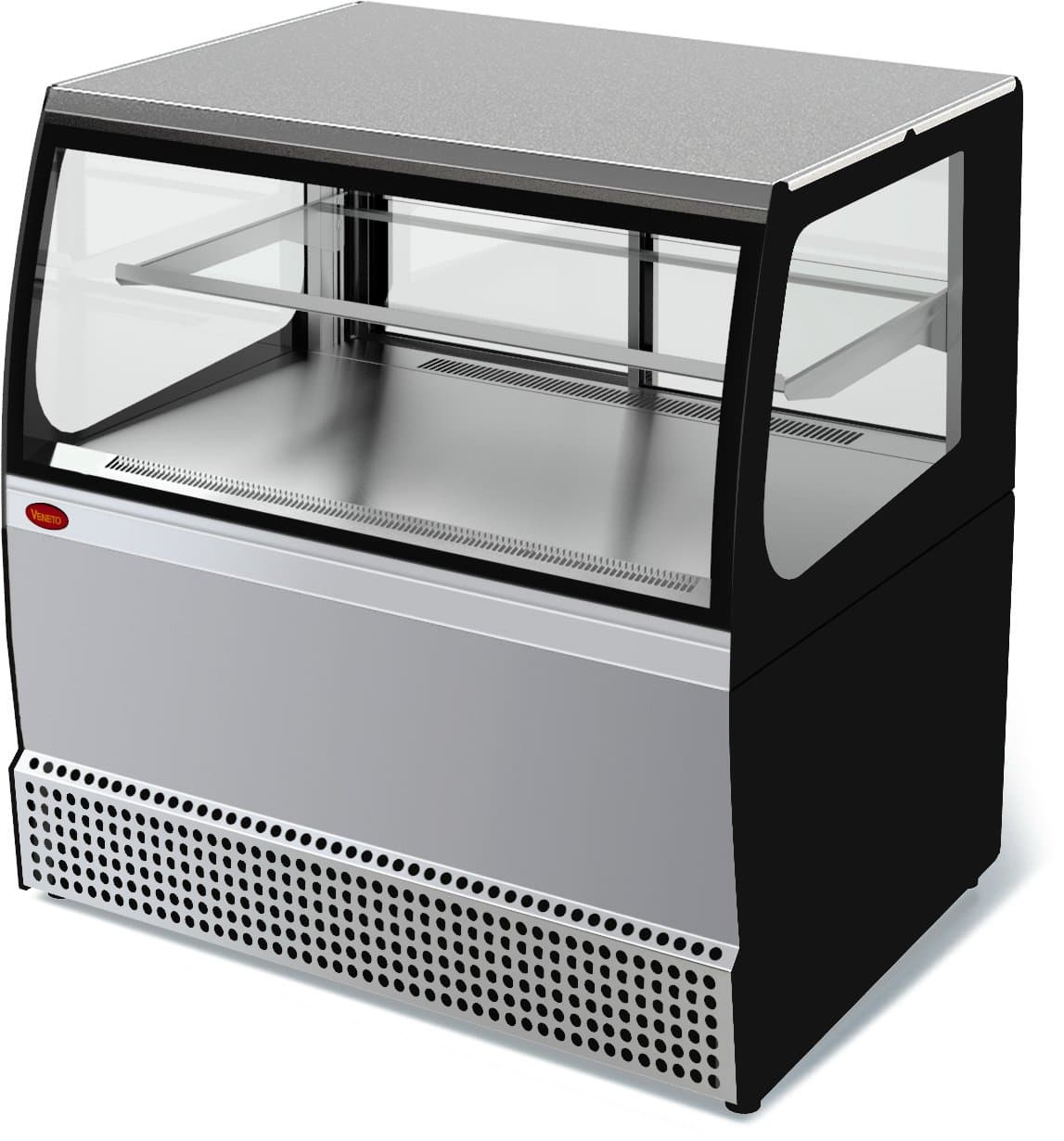 Витрина холодильная Veneto VSk-0,95 (нерж.)