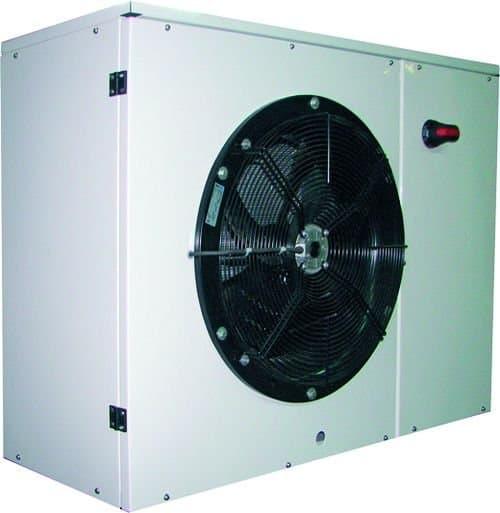 Агрегат компрессорно-конденсаторный среднетемпературный БКК ZB-19