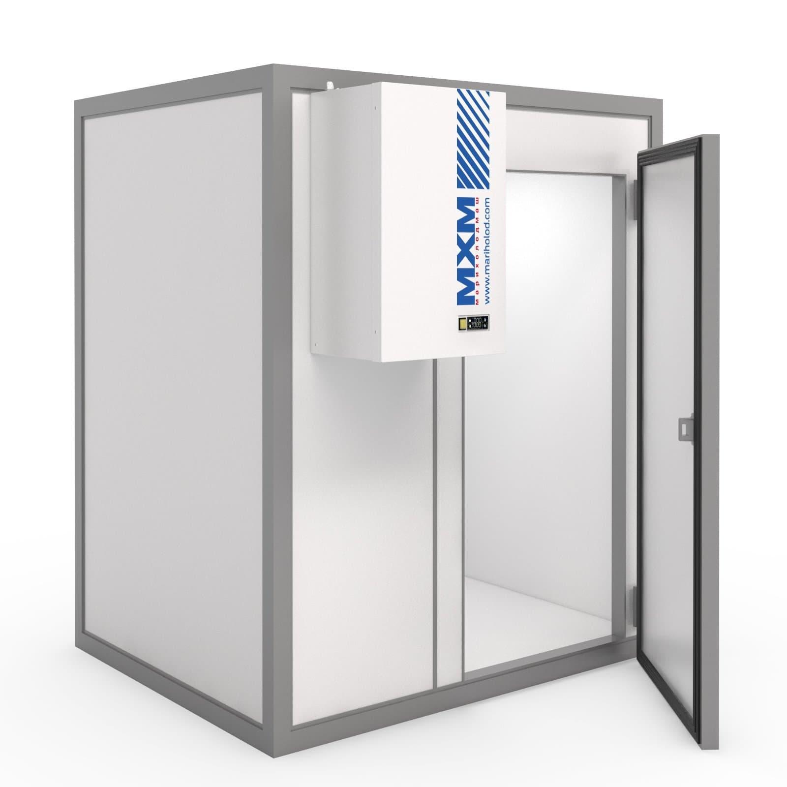 Камера холодильная КХН-121,65 (2560×19960×2720 мм)
