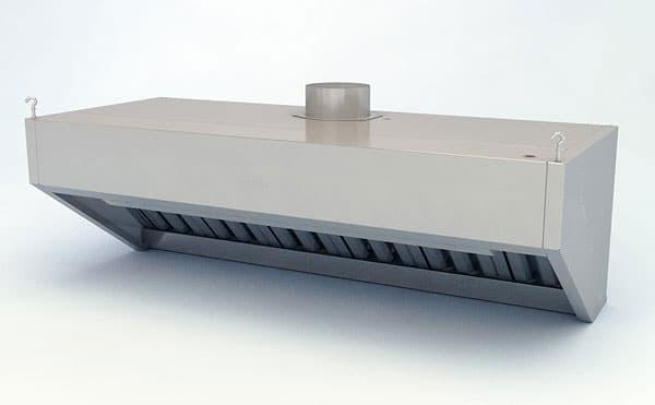 Зонт вентиляционный ЗВН-2/900/2000