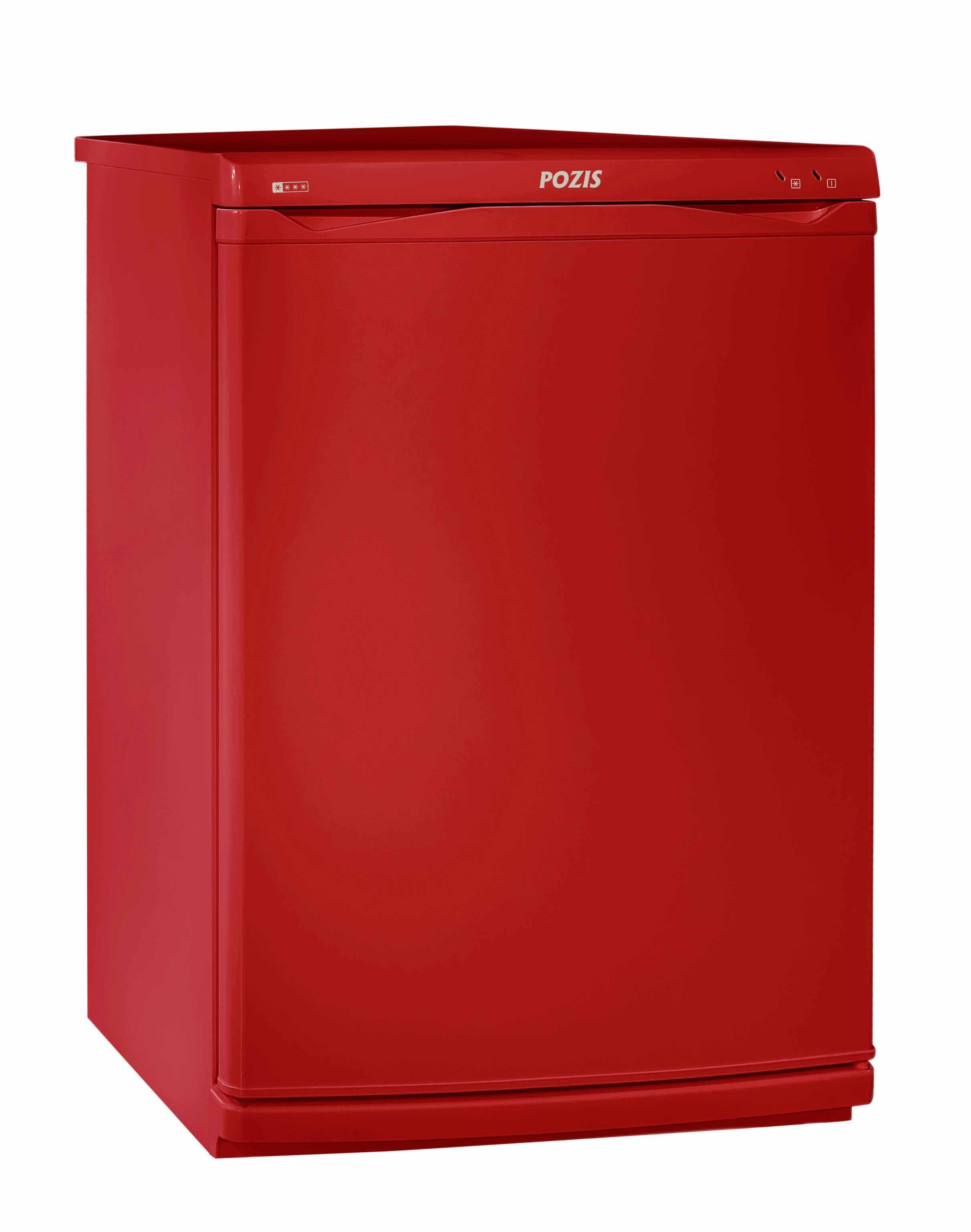 Шкаф морозильный Свияга-109-2 рубиновый