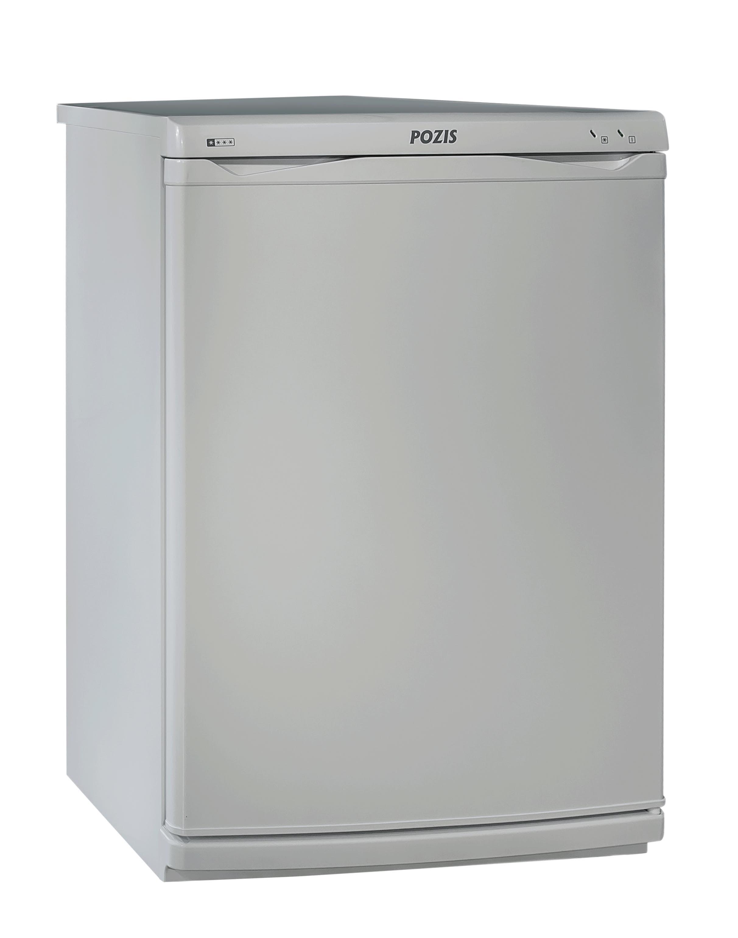 Шкаф морозильный Свияга-109-2 серебристый