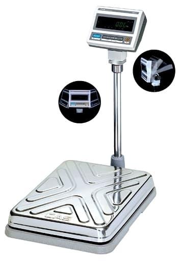 Весы товарные CAS DBII-600LCD