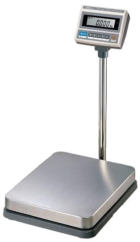Весы товарные CAS DBII-300LCD