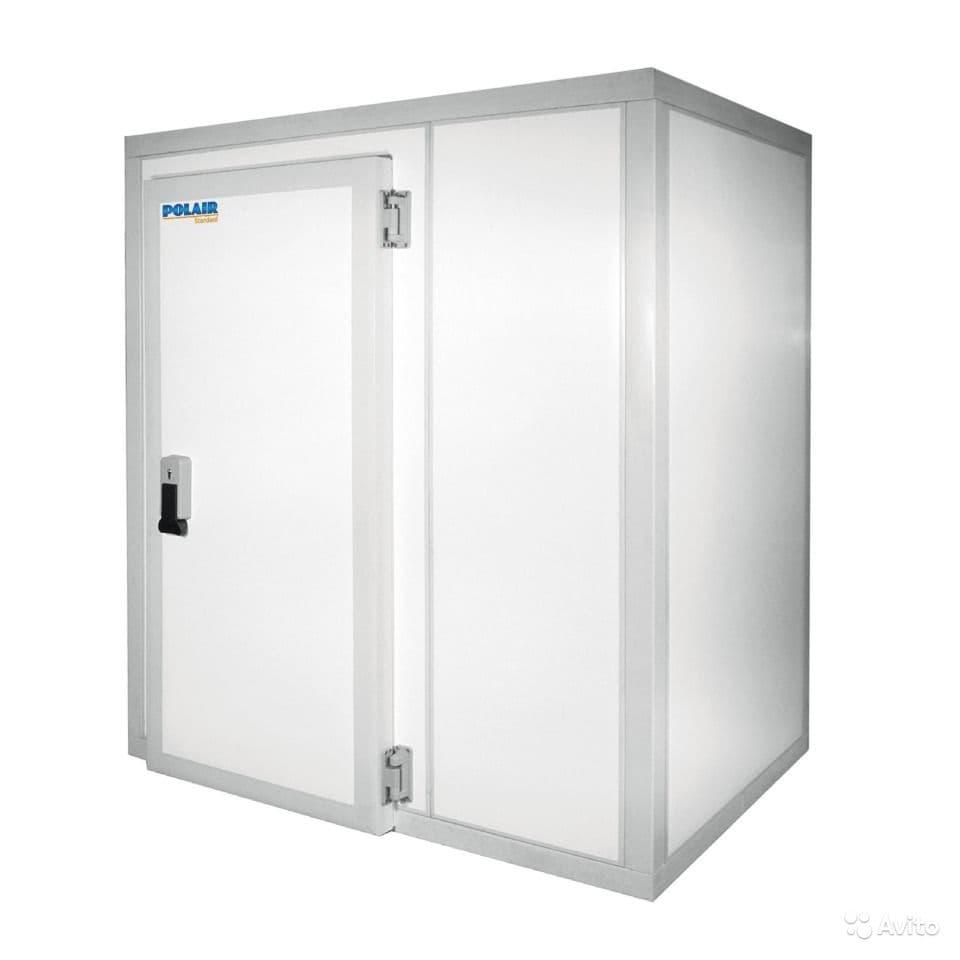 Камера холодильная Polair КХН-18,63 1700×5600×2500