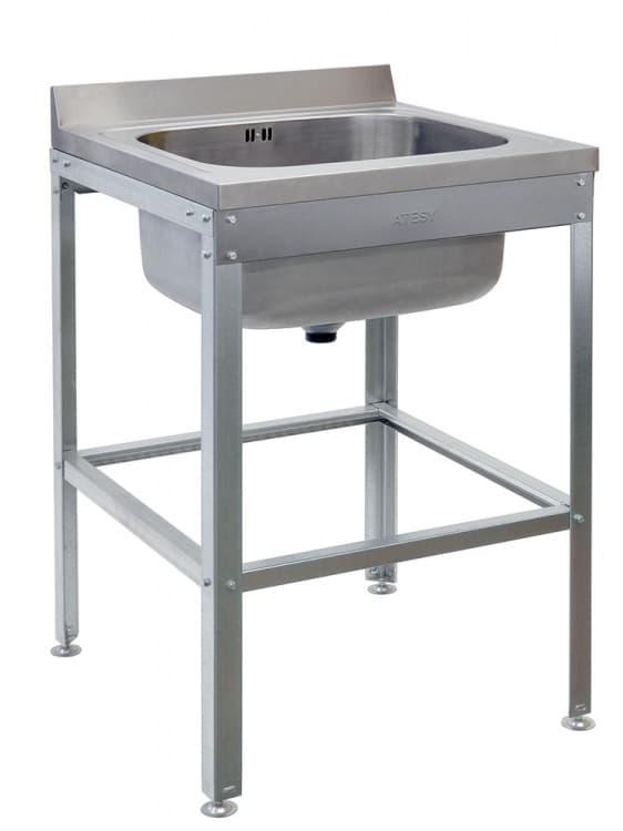 Ванна моечная ВСМЦ-1/600
