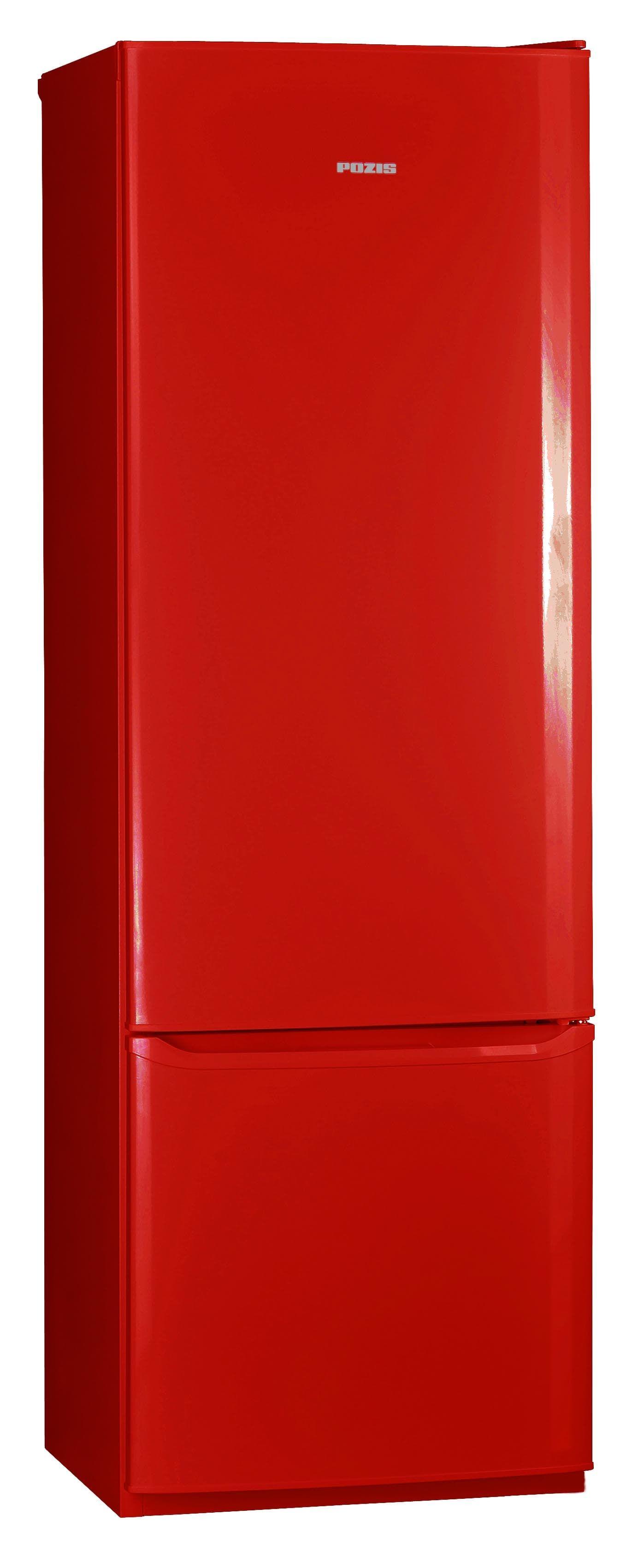 Шкаф холодильный RK-103 рубиновый