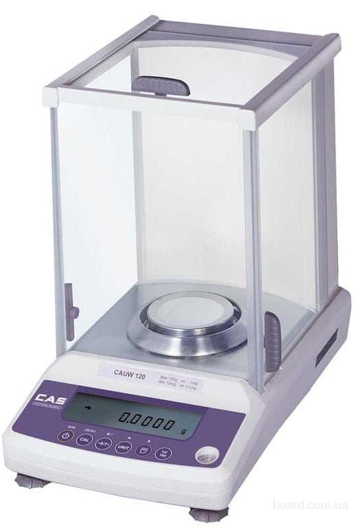 Весы аналитические CAUW-120D