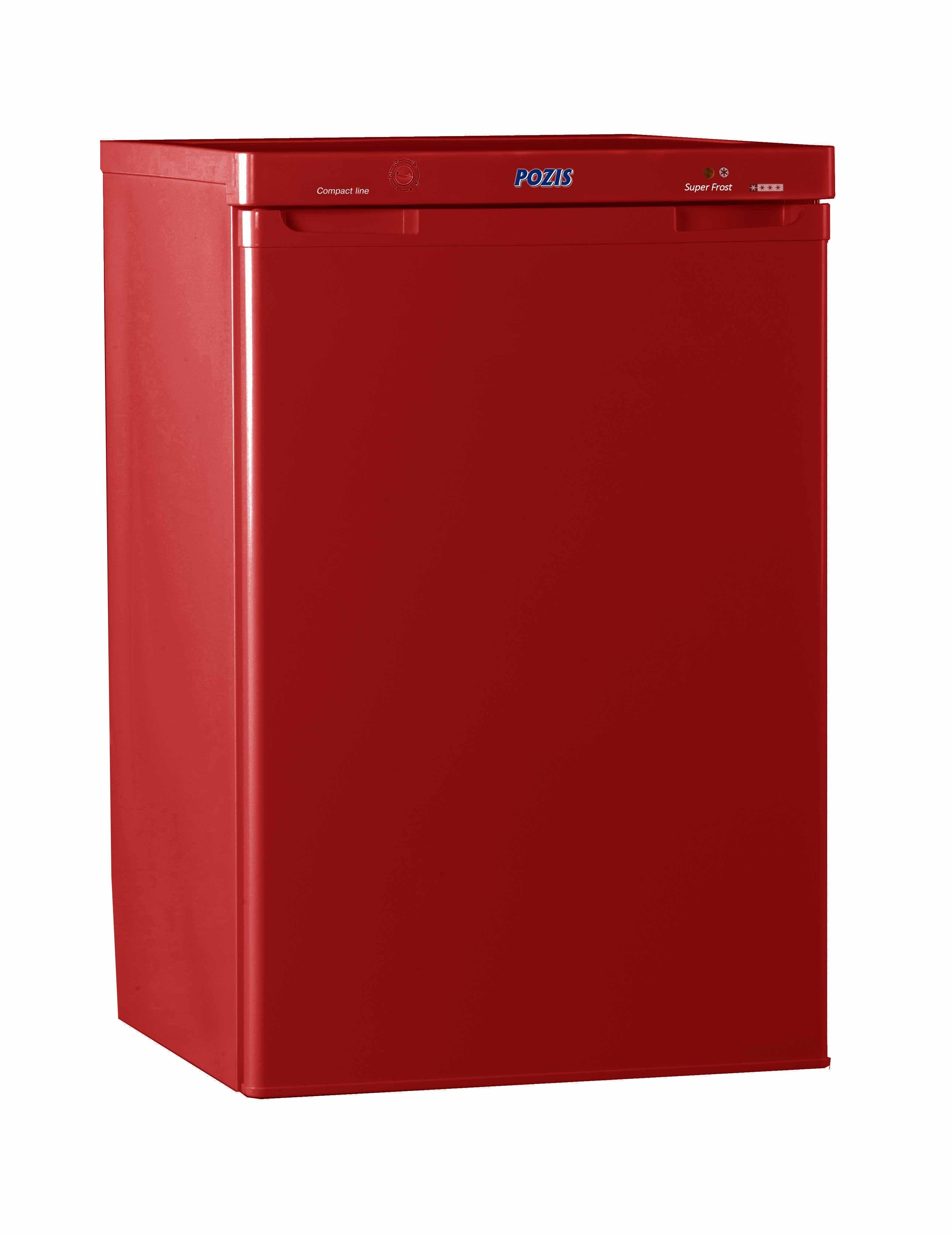Шкаф морозильный FV-108 рубиновый
