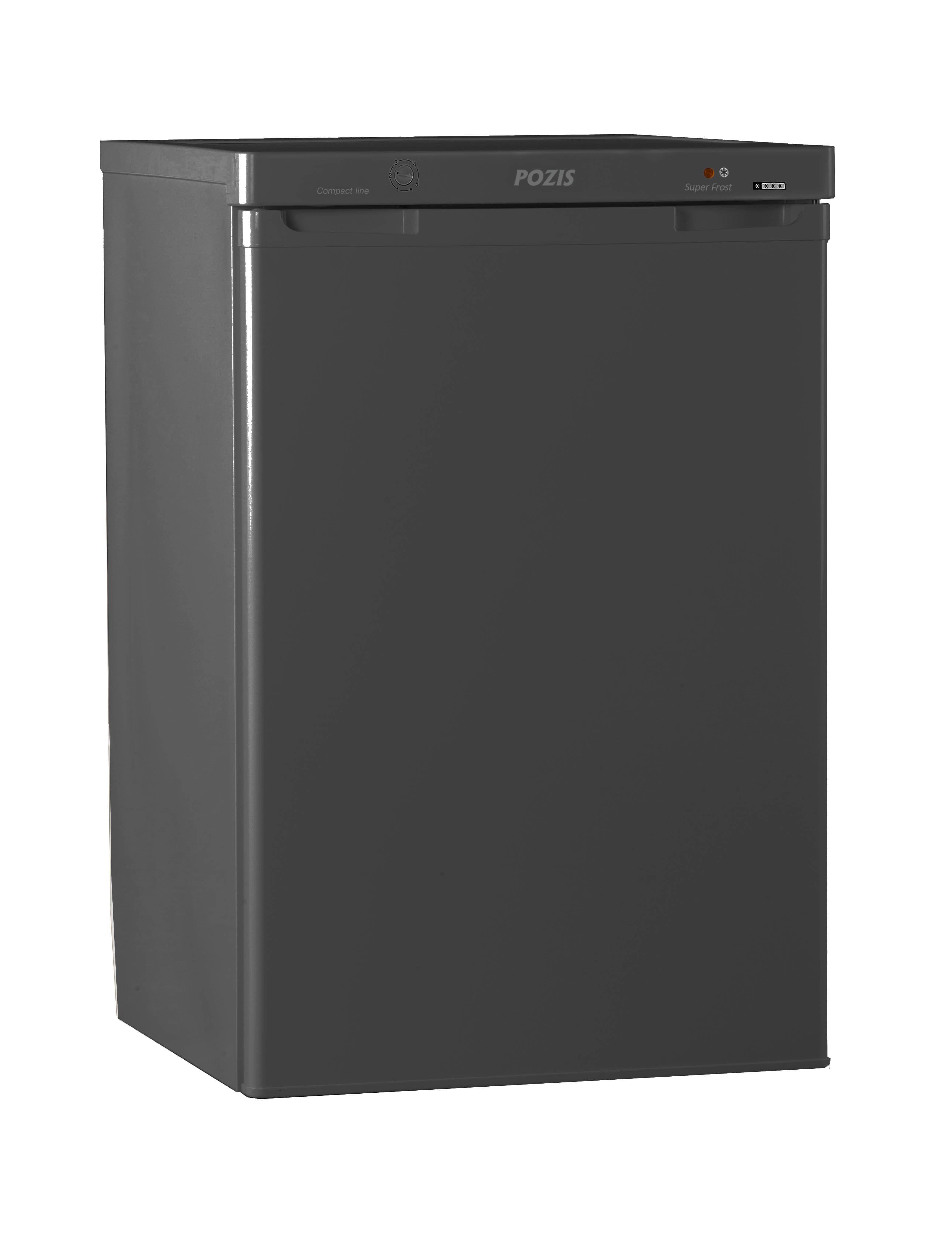 Шкаф морозильный FV-108 графитовый
