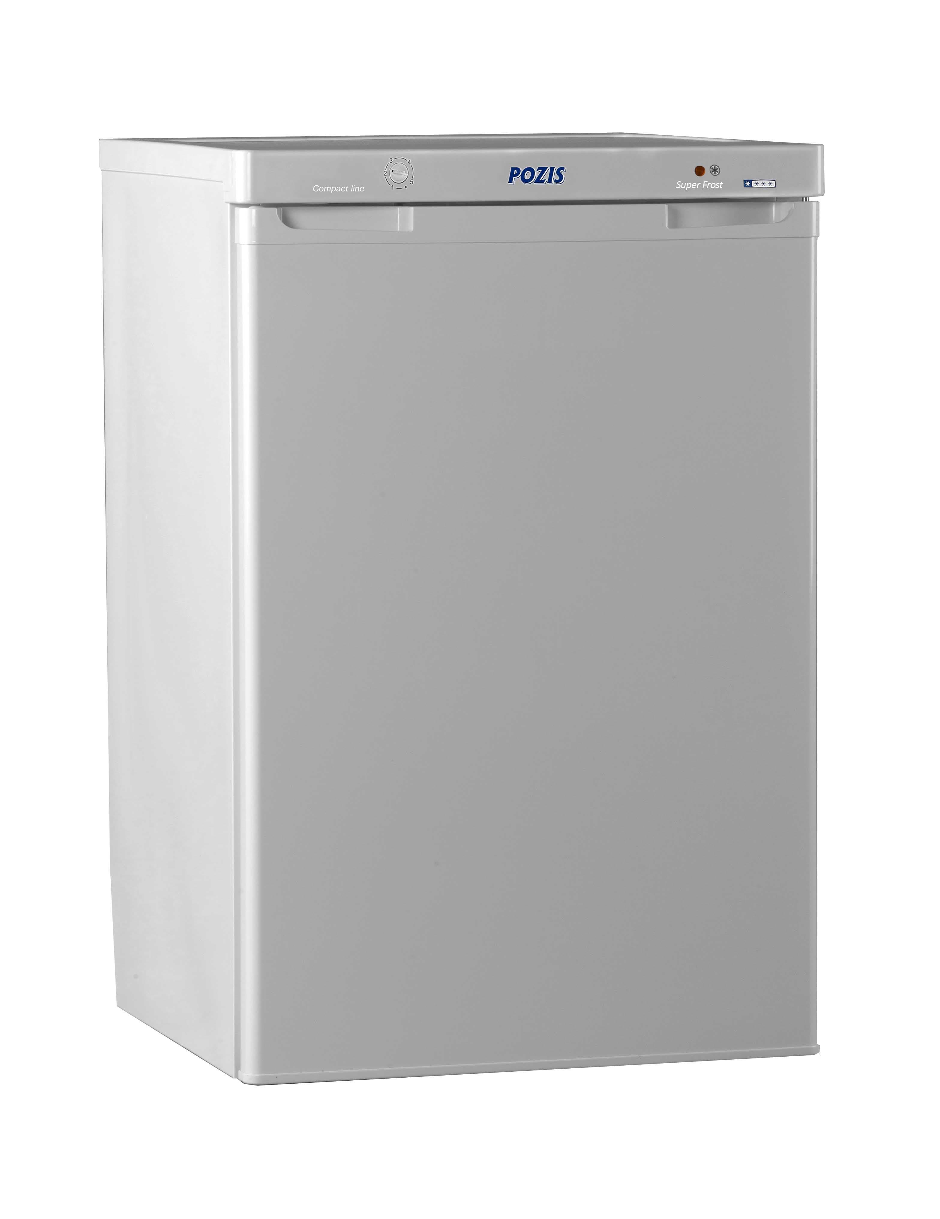Шкаф морозильный FV-108 серебристый