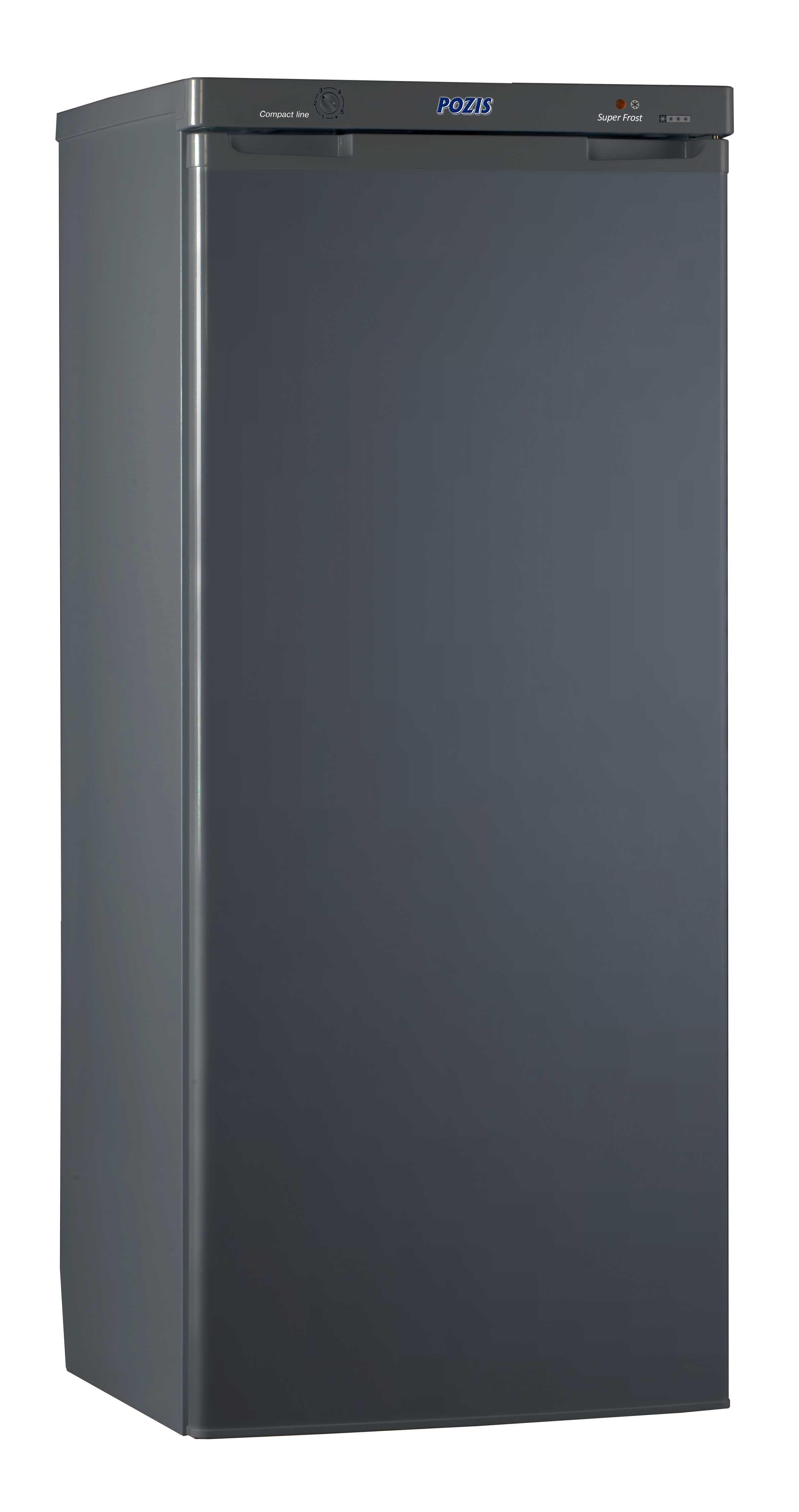 Шкаф морозильный FV-115 графитовый