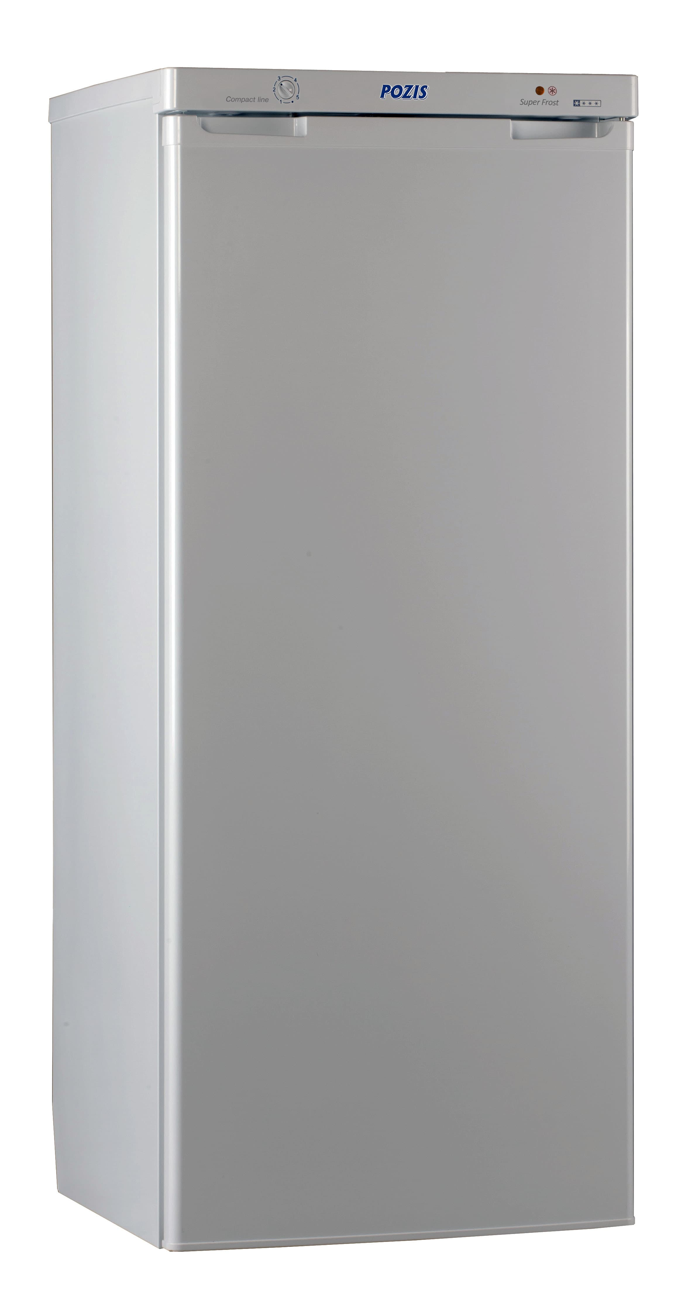 Шкаф морозильный FV-115 серебристый