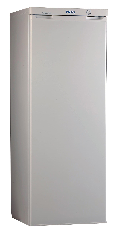 Шкаф холодильный RS-416 серебристый