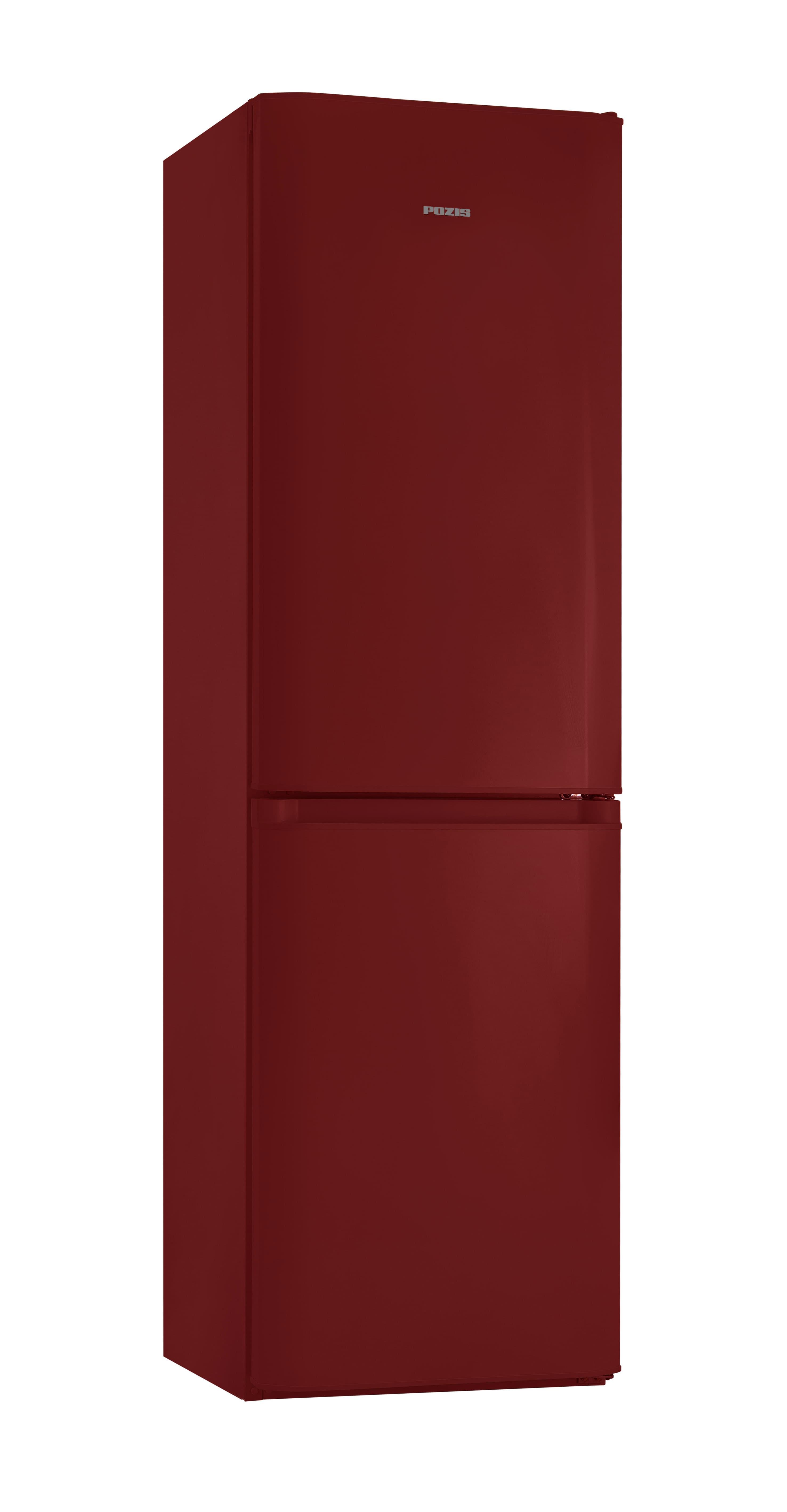 Шкаф холодильный RK FNF-172 рубиновый