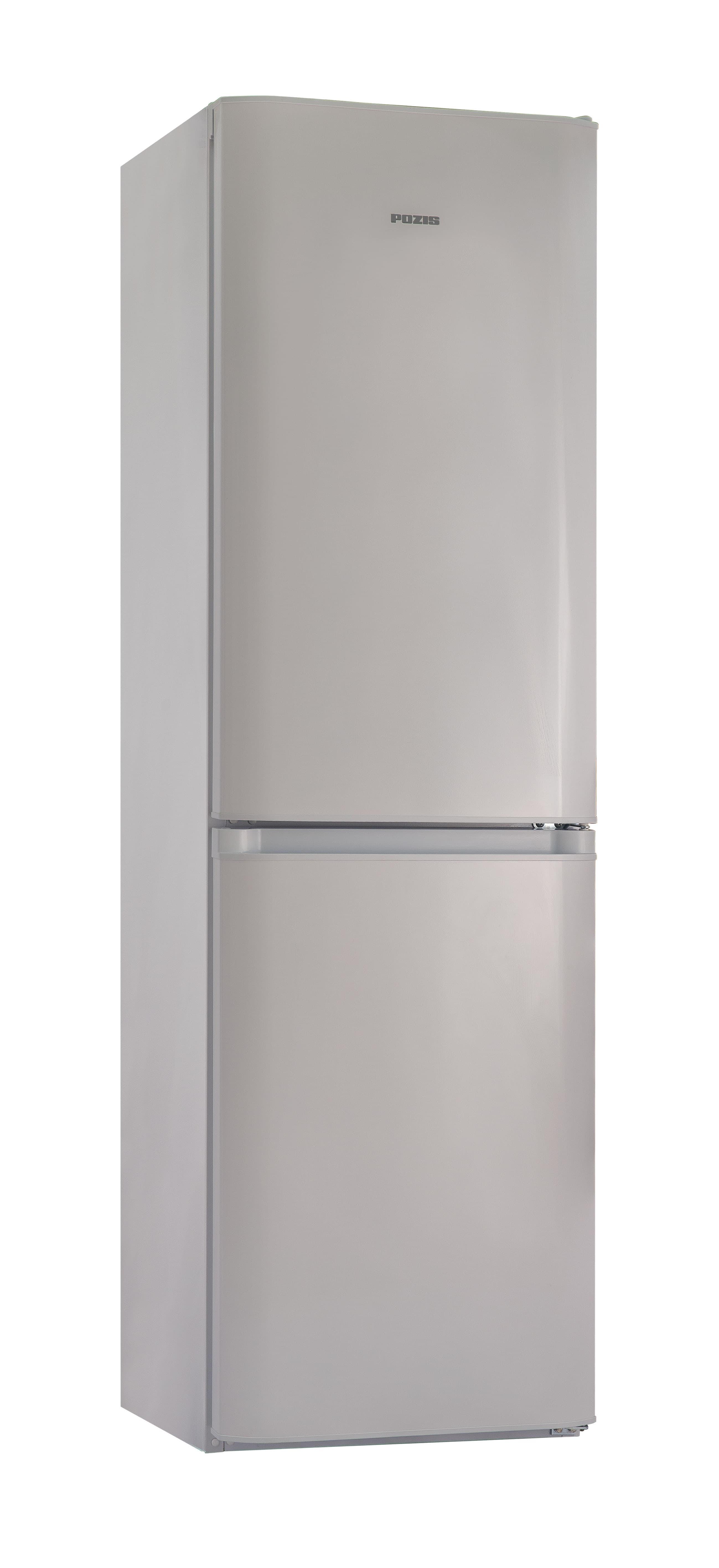 Шкаф холодильный RK FNF-172 серебристый