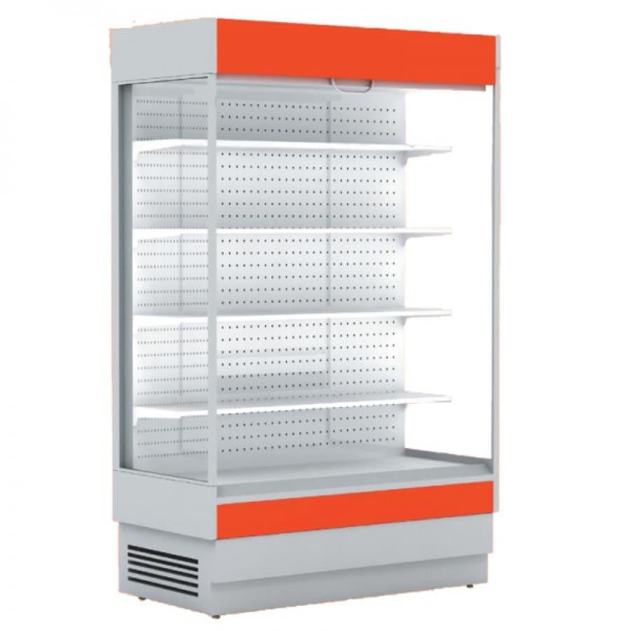 Горка гастрономическая ALT_N S 1350 LED с выпаривателем