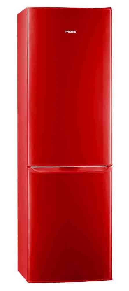 Шкаф холодильный RK-149 рубиновый