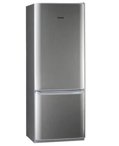 Шкаф холодильный RK-102 серебристый металлопласт