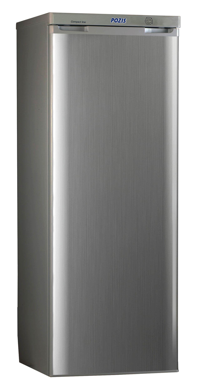 Шкаф холодильный RS-416 серебристый металлопласт