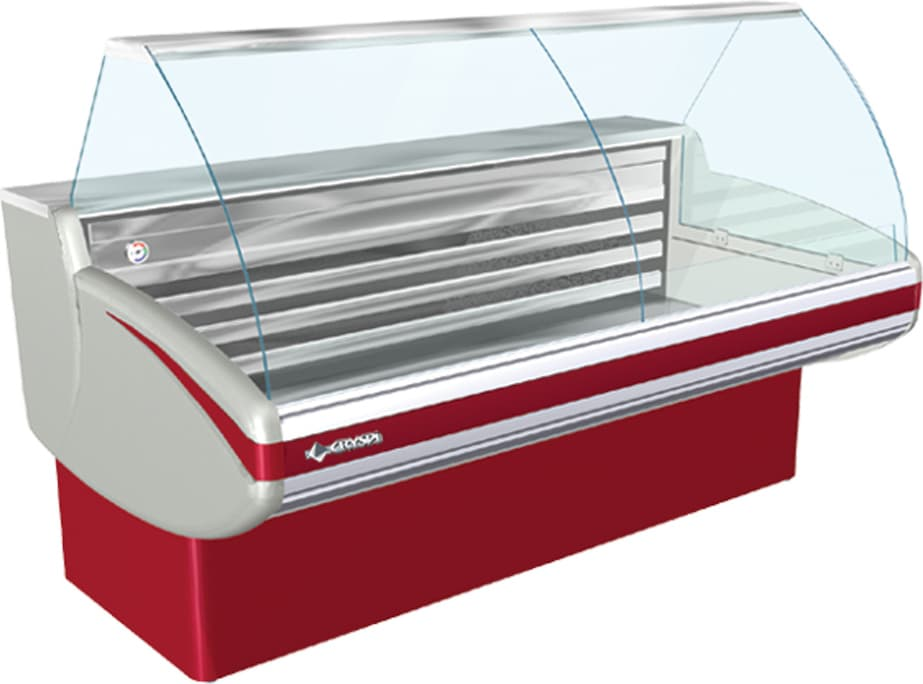 Витрина холодильная Gamma-2 1800 LED