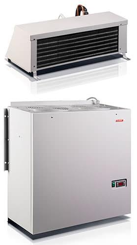 Сплит-система среднетемпературная КMS 107