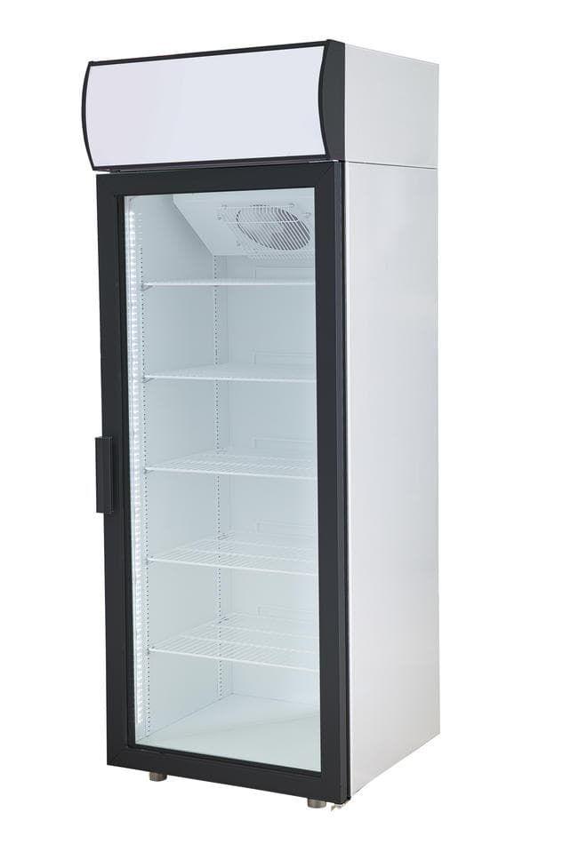 Шкаф холодильный DM105-S (замок)
